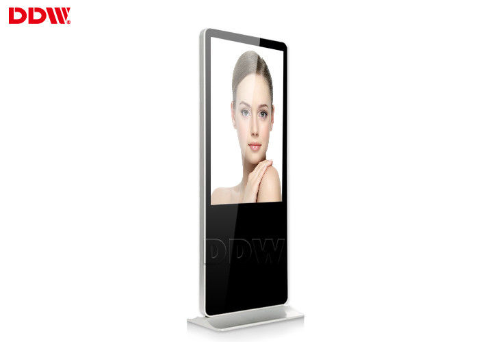 82 inch Real Color Lcd Tft Touch Screen Informational Kiosk 500 nits